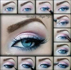 Awesome Pastel Makeup Ideas