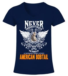 "# American Bobtail tshirt .  HOW TO ORDER:1. Select the style and color you want2. Click ""Buy it now""3. Select size and quantity4. Enter shipping and billing information5. Done! Simple as that!TIPS: Buy 2 or more to save shipping cost!This is printable if you purchase only one piece. so don't worry, you will get yours.Guaranteed safe and secure checkout via: Paypal 