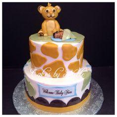Baby Shower Cakes St Louis Missouri