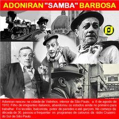 "Adoniran ""Samba"" Barbosa"