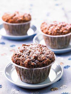 Gluteenittomat muffinit | K-ruoka #gluteeniton