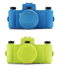 Sprocket Rocket SUPERPOP Camera in Blue $90 (via @Jen Shoop)