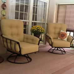 The Most Comfortable Patio Furniture By Meadowcraft!! | Home | Pinterest |  Patio, The Ou0027jays And Furniture