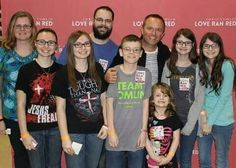 Us with Chris Tomlin:)