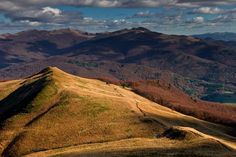 Bieszczady Mountains, Abstract, Places, Nature, Travel, Poland, Summary, Naturaleza, Viajes