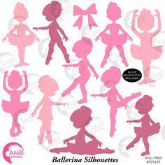 Image result for imagenes de siluetas de nenas infantiles en negro