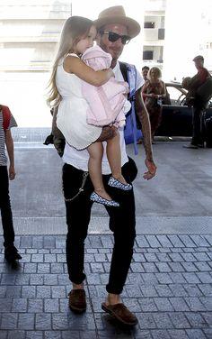 David Beckham's 10 Best Airport Style Looks Photos | GQ