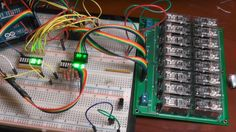 RELAY COMPUTER STARTS WITH AN ADDER THAT MAKES A RACKET