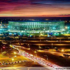 Estádio Nacional de Brasília Mané Garrincha Arena Brasília
