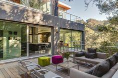 Ein Cooles Haus In Kalifornien Bietet Vorzügliche Aussichten Und  Gelassenheit Mit Stil   Http:/