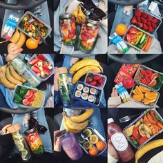 annietarasova:  ALL MY UNI/SCHOOL LUNCH IDEAS IN ONE POST  …Just so you don't have to find them one by one if you are looking for inspo.   All healthy, vegan and high carb low fat :)   Instagram: @annietarasova