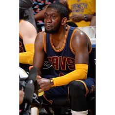 When you realize you outscored Steph and Klay by yourself and still lost by 15. #cryingjordanface #kyrieirving #cavs #dubnation #nba #basketball #nbafinals #cryingjordan