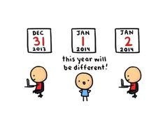 New year, new life #funny