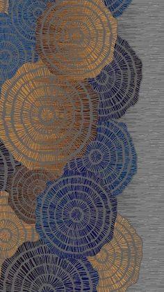 Carpet Runners On Stairs Pictures Textures Patterns, Print Patterns, Pattern Art, Motif Jungle, Motifs Textiles, Art Japonais, Patterned Carpet, Arte Floral, Carpet Design