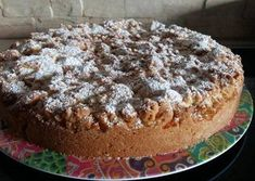Greek Sweets, Greek Desserts, Greek Recipes, Vegan Desserts, Apple Pie Recipes, Cake Recipes, Dessert Recipes, Meals Without Meat, Tea Biscuits