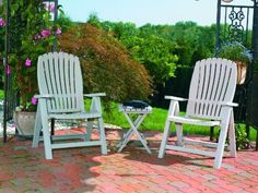Adams Manufacturing 8585-23-3700 Five-position Adjustable Adirondack Chair