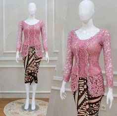 kєвαчα ѕαmplє вu wurini Kebaya Lace, Kebaya Hijab, Kebaya Brokat, Kebaya Dress, Batik Kebaya, Kebaya Muslim, Batik Dress, Model Rok Kebaya, Model Kebaya Modern