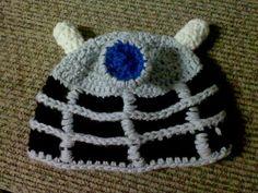 Dr Who Dalek Hat.  :)