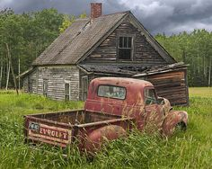 A VERIFIED WEBSITE:  To have this old truck sitting at our house would be devine!  A must have in my book.