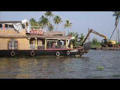 Trip to Kumarakom (Parents on Wheels)