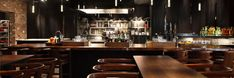 20 Outstanding NYC Hotel Bars Ace Hotel New York, New York Bar, Restaurant Tables, Restaurant Design, Restaurant Interiors, Back Bar Design, Manhattan Bar, Ludlow Hotel, Nyc Hotels