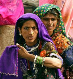Bishnoi Women -Jaisalmer, India