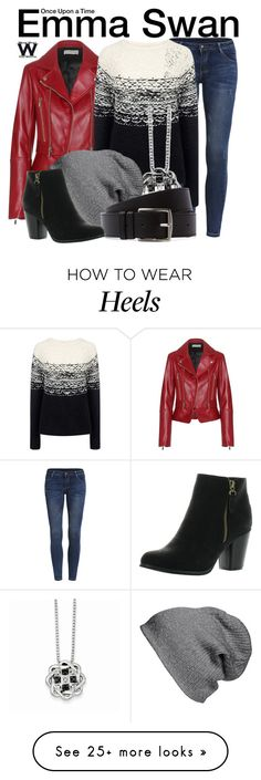 """""""Once Upon a Time"""" by wearwhatyouwatch on Polyvore featuring Balenciaga, Paul & Joe Sister, BP., Hermès, Reneeze, television and wearwhatyouwatch"""