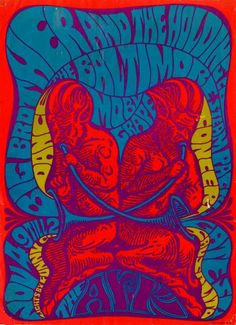 Moby Grape, Big Brother and The Holding Company - November 4, 1966 The Ark, Sausalito.