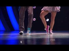 billy and lauren boogie shoes so you think you can dance