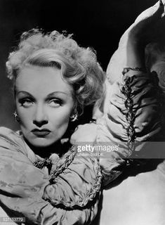 Dietrich Marlene Actress Germany Scene from the movie 'Shanghai Express' Directed by Josef von Sternberg USA 1932 Film Production Paramount Pictures...
