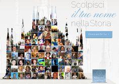 Adotta Una Guglia e partecipa anche tu al restauro del Duomo di Milano! ♥