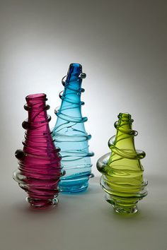 Philip STOKES Studio Glass, Amorphous