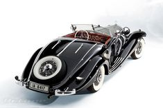 Mercedes - Benz   540 Special roadster