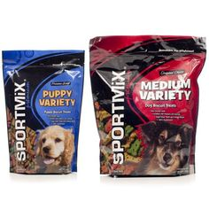 Midwestern Pet Foods SPORTMiX Original Choice Golden Puppy Dog Biscuit Treats 2Pound Bag -- Continue to the product at the image link. Note: It's an affiliate link to Amazon.