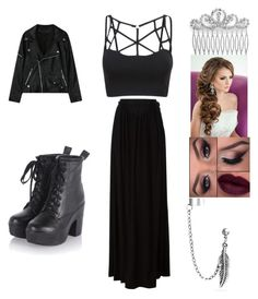 """""""Homecoming"""" by allthecrazykidz on Polyvore featuring Just Cavalli, Crystal Allure and Bling Jewelry"""