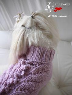 Maglioncino Berry Pink - Abbigliamento a quattro zampe