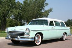 1956 Chrysler Town & Country Wagon