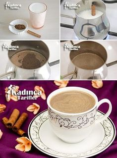 Fat Burning Coffee Recipe to Help Slimming, How To – Womanly Recipes - Rezepte Healthy Foods To Eat, Healthy Drinks, Healthy Life, Espresso Recipes, Coffee Recipes, Fat Burning Drinks, Fat Burning Foods, Como Praticar Yoga, Sports Food