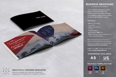 Business Brochure Template @creativework247