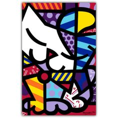 Pamesa by BRITTO is an exclusive line of ceramic tiles featuring the vibrant and colorful illustrations of world renowned artist Romero Britto. BRITTO Catis available in 34 CM by 50 CM tiles. #ParmedaByBritto #Britto #MOTW