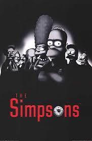 The Simpsons sopranos style
