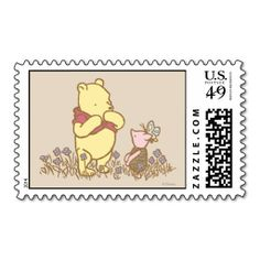 Classic Winnie the Pooh and Piglet 3 Postage Reviewtoday easy to Shops & Purchase Online - transferred directly secure and trusted checkout...