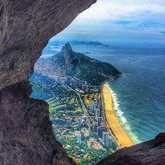 Pedra da Gávea, Rio de Janeiro.