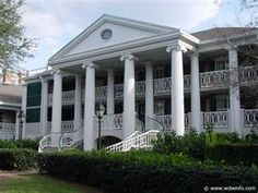 Disney Resort Hotel  Port Orleans