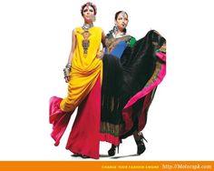 Mohin Ali Dress Designs 2013-2014 (7)