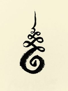 """Unalome: A Buddhist symbol for the journey to enlightenment. - Unalome: A Buddhist symbol for the journey to enlightenment. unalome tattoo """"You start with no dire - Unalome Tattoo, Simbolos Tattoo, Tattoo Life, Body Art Tattoos, New Tattoos, Cool Tattoos, Tatoos, Unalome Symbol, Buddha Symbol Tattoo"""