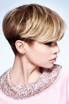 Foto 11 - Frisuren für dünnes Haar