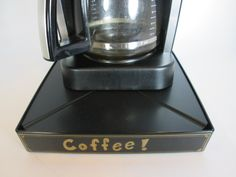 Just In Case Deck specializes in containing your coffee maker overflows, our deck will catch the overflow before it spills on your counter and floors. Espresso Machine Reviews, Coffee Maker Reviews, Best Espresso Machine, Krups Coffee Maker, Cappuccino Maker, Coffee Humor, Funny Coffee, Coffee Sayings, Best Of Wishes