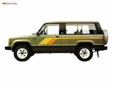 isuzu trooper 2 1983-86