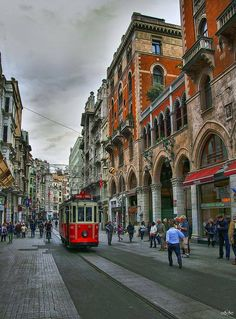 İstanbul'dan kareler…